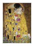 O Beijo Poster por Gustav Klimt