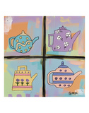 Teapots Prints by Brian Nash