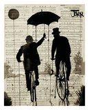 The Umbrella Prints by Loui Jover