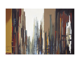 Urban Abstract No. 165 Prints by Gregory Lang