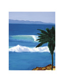 Tropical Breeze Print by Philip DeAngelo