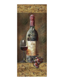 Wine Collection III Print by  NBL Studio