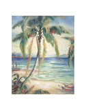 Tropical Breeze II Posters by Alexa Kelemen