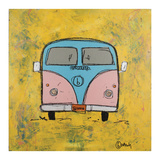 Van Posters by Brian Nash