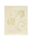 Vine Leaf Decoration Prints by Sophie Adde