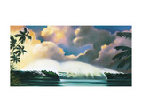 Tropical Dream Print by Wade Koniakowsky