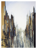 Abstracto urbano No. 141 Obra de arte por Gregory Lang