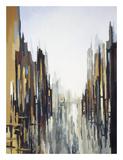 Urban, abstrakt, nr. 141 Plakater af Gregory Lang