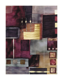 Velvet Jigsaw Prints by Muriel Verger