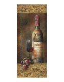 Wine Collection II Print by  NBL Studio