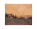 Tuscan Evening Prints by Thomas Stotts