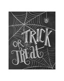 Trick Or Treat Art by LLC., Lily & Val
