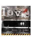 Urban Love Prints by Sven Pfrommer