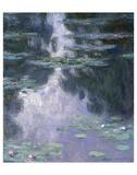Water Lilies (Nympheas), 1907 Kunstdrucke von Claude Monet