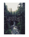 Wanderlust: Rainier Creek Prints by Leah Flores
