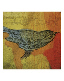 Warbler No. 1 Affiches par John W. Golden