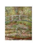 El estanque de los nenúfares, 1989 Pósters por Claude Monet