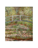 Water Lily Pond, 1899 Posters by Claude Monet