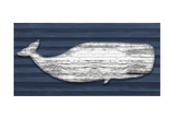 Weathered Whale Prints by  Sparx Studio