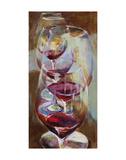 Winetasting Affiche par Amy Dixon