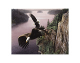 Wings Over the St. Croix Print by Kevin Daniel