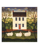 White House Prints by Diane Ulmer Pedersen