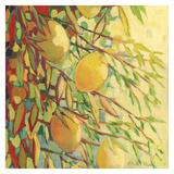 Four Lemons Posters af Jennifer Lommers