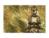 Zen Garden Print by Erin Clark