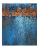 Fire & Water II Poster by Jeannie Sellmer