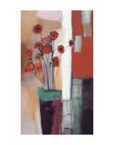 Fleurs à la maison Affiches par Nancy Ortenstone
