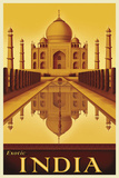 Exotic India Prints by Steve Forney