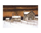 Evening Star Art by B. Hendershot