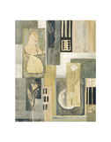 Fall Patchwork Prints by Muriel Verger