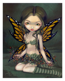 Fairy with Dried Flowers Prints by Jasmine Becket-Griffith
