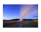 Yellowstone Old Faithful Reprodukcje autor Jason Savage