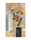 Flowers in the Archway Posters by Nancy Ortenstone