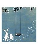 Follow Your Heart - Let's Swing Affiches par Kristiana Pärn