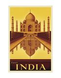 Exotic India Affiches par Steve Forney