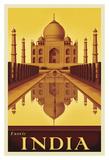 Exotic India Reprodukcje autor Steve Forney