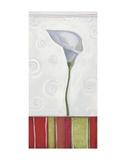 Floral Tapestry I Poster by Elena Miller