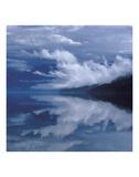 Glacial Mist Print by Phillip Mueller