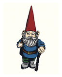 Gnome Prints by  Urban Cricket
