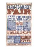 From Farm to Market Kunst af Luke Stockdale