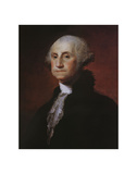 George Washington Plakater af Gilbert Stuart