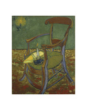 Gauguin's Chair, 1888 Posters by Vincent van Gogh