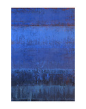 Got Blue Kunst von Jeannie Sellmer
