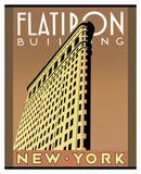 Flatiron Building Posters af Brian James
