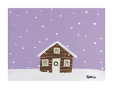 Home for the Holidays Prints by Brian Nash