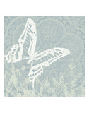 Flutter Prints by Erin Clark
