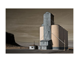 Grain Elevator Prints by David Lorenz Winston